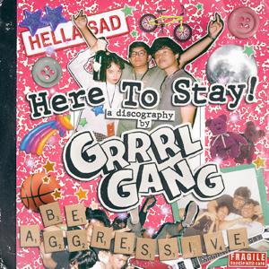 Grrrl Gang - Dream Grrrl (Single Version)