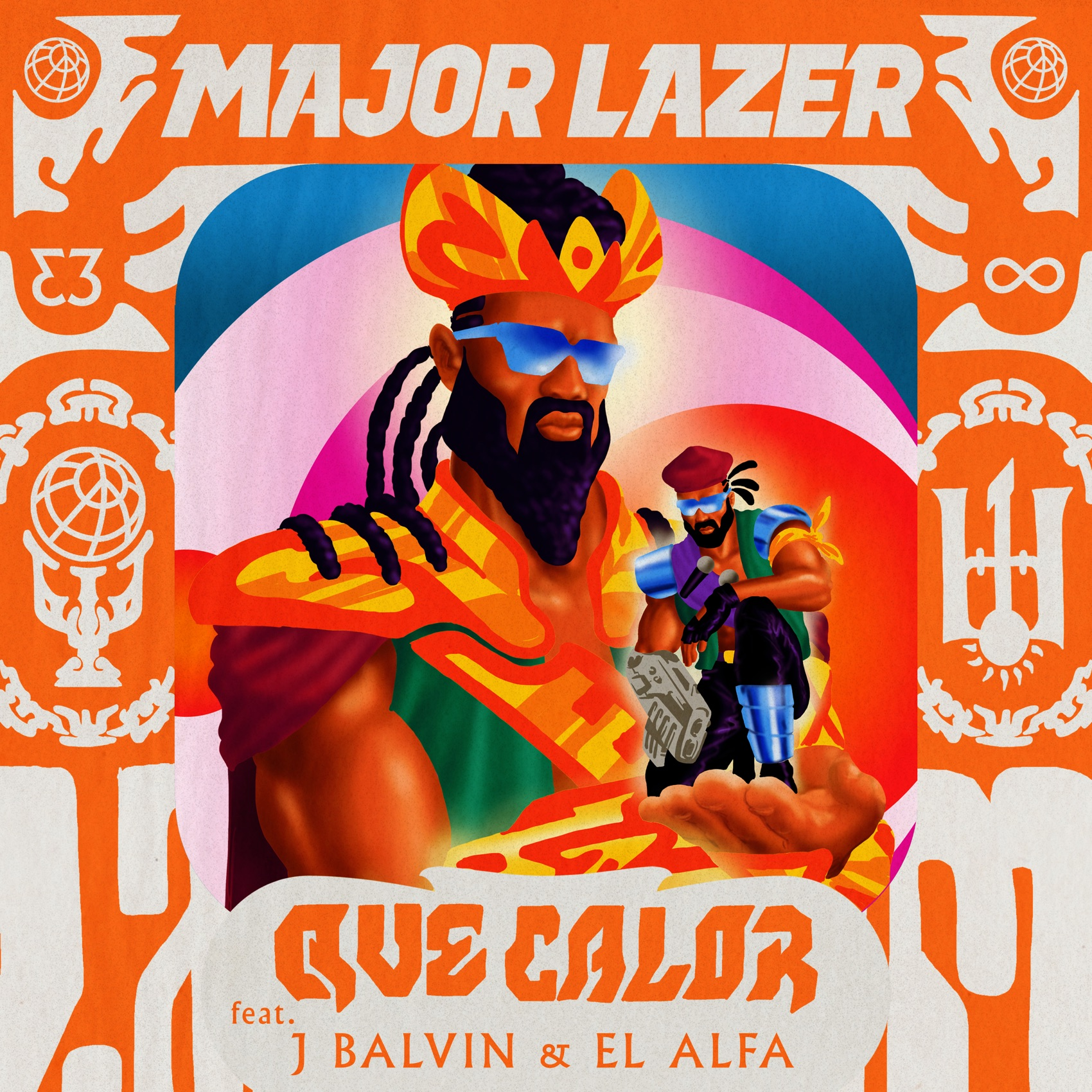 Major Lazer - Que Calor (feat. J Balvin & El Alfa)