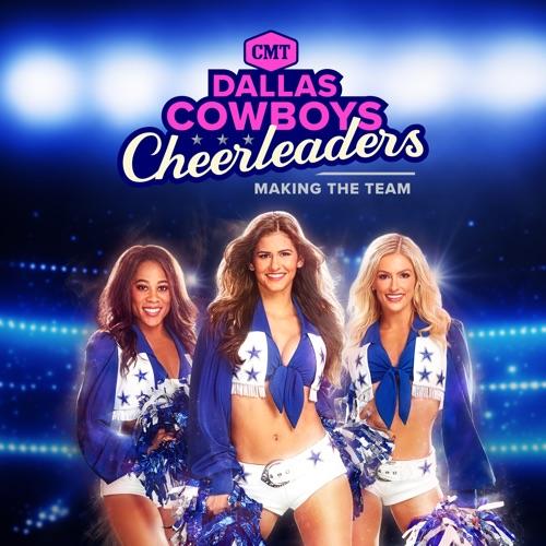 Dallas Cowboys Cheerleaders: Making the Team, Season 14 poster