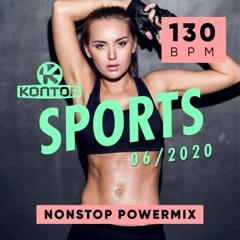Kontor Sports - Nonstop Powermix, 2020.06 (DJ Mix)