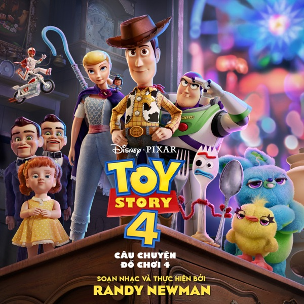 Toy Story 4 (Vietnamese Original Motion Picture Soundtrack)