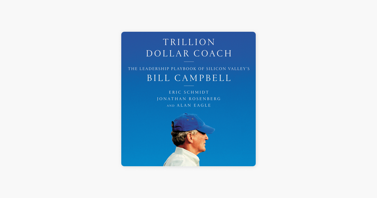 ‎trillion Dollar Coach On Apple Books