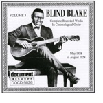 Blind Blake - Police Dog Blues