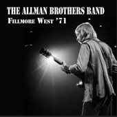 The Allman Brothers Band - Don't Keep Me Wonderin' (Live at Fillmore West, San Francisco, CA 1/31/71)