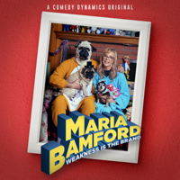 Maria Bamford - Weakness is the Brand artwork