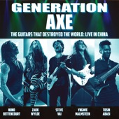 Generation Axe - Valhalla / Baroque n Roll / Overture / From a Thousand Cuts / Arpeggios from Hell / Far Beyond the Sun (feat. Yngwie Malmsteen)