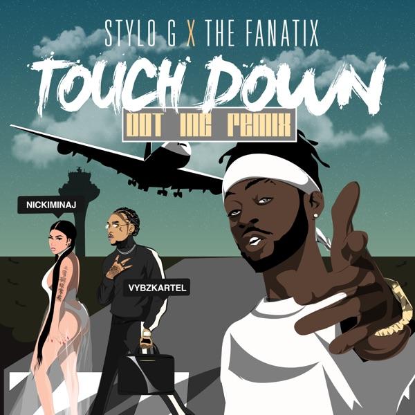Touch Down (feat. Nicki Minaj & Vybz Kartel) [Dot Inc Remix] - Single