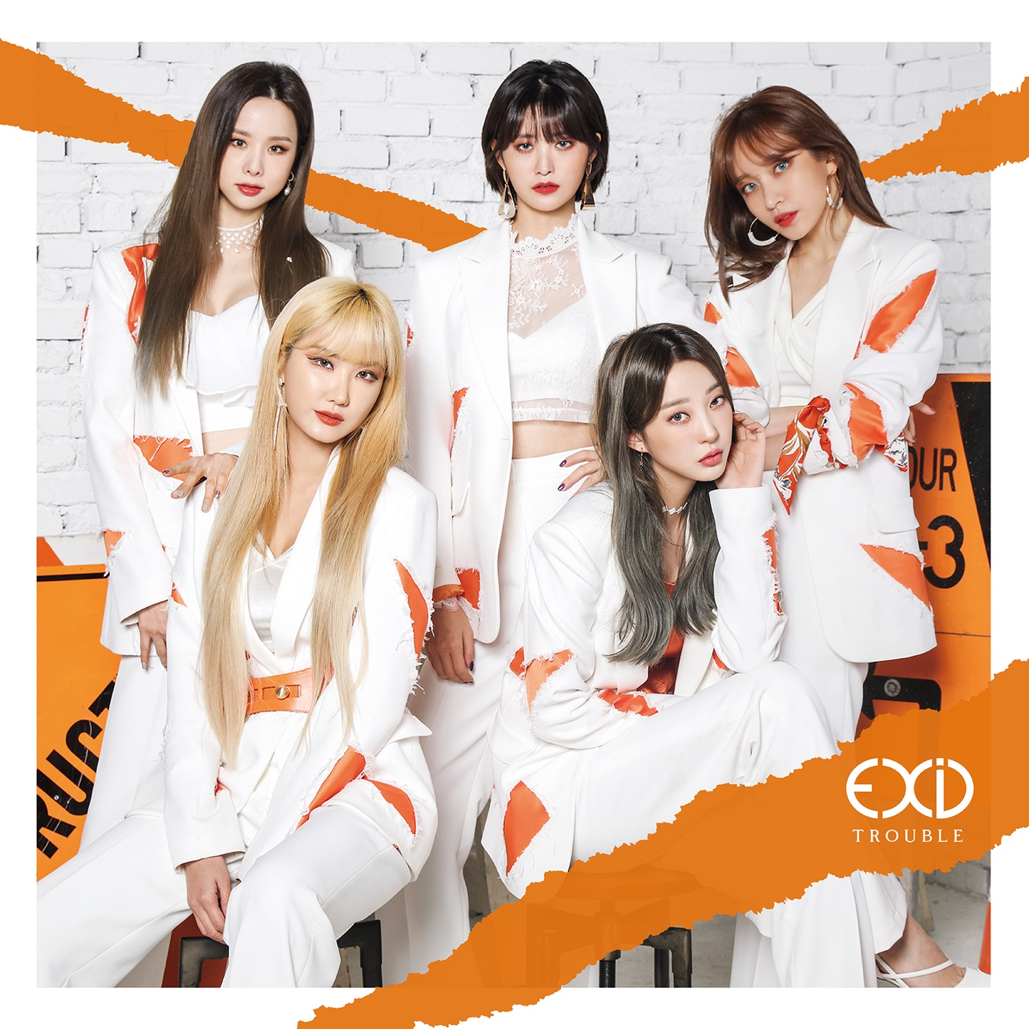 EXID – TROUBLE (ITUNES PLUS AAC M4A)