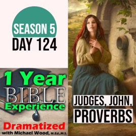 1 Year Audio Bible Experience: Day 124 | Judah fights the Canaanites
