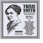 Trixie Smith - Freight Train Blues