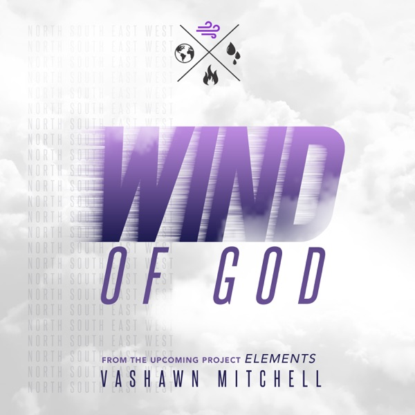 Cover art for Wind Of God