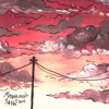 LVNX & ANAMUN - Малиновый закат (Remix) обложка