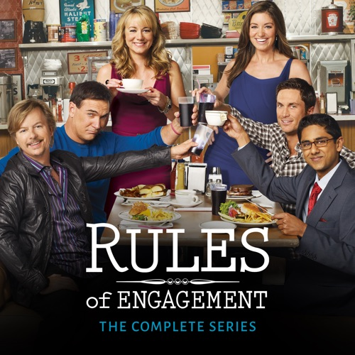 Rules of Engagement: The Complete Series movie poster