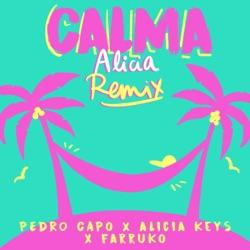 View album Calma (Alicia Remix) - Single