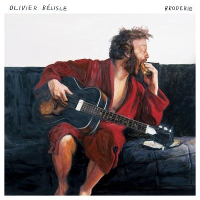 Olivier Bélisle– Broderie