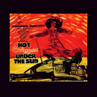 Dennis Sindry - Hot Calypso Under the Sun artwork