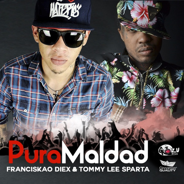 Pura Maldad - Single