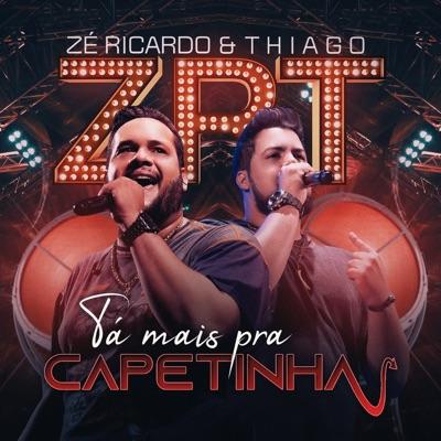 Tá Mais Pra Capetinha (Ao Vivo) [feat. Cristiano Araújo] - Single - Zé Ricardo e Thiago