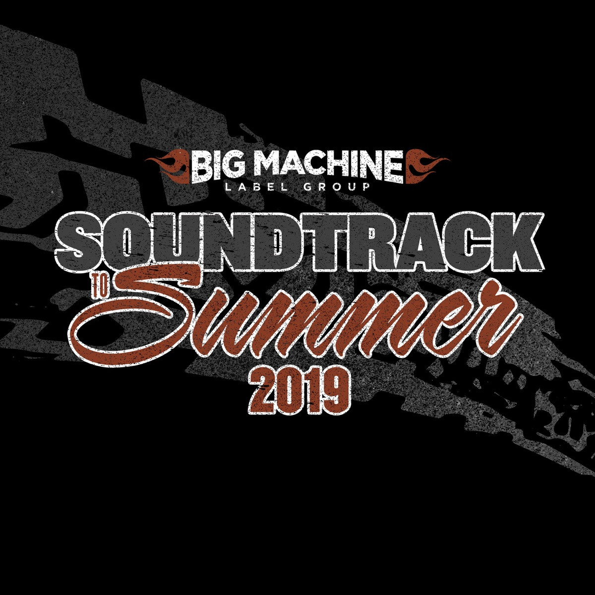 Soundtrack to Summer 2019 Various Artists CD cover