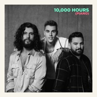10,000 Hours (Piano) - Single