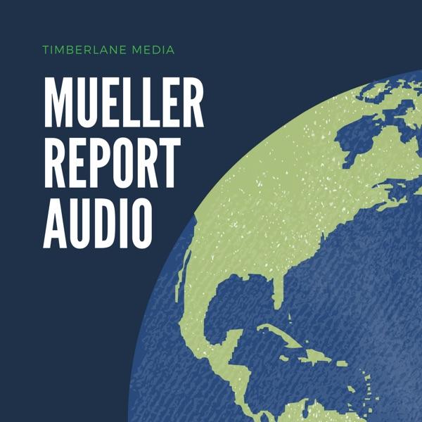 Mueller Report Audio
