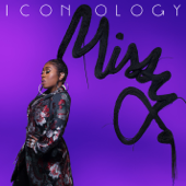 Missy Elliott - ICONOLOGY - EP  artwork