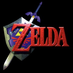 """Zora's Domain (From """"the Legend of Zelda Ocarina of Time"""")"""