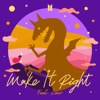 BTS - Make It Right (feat. Lauv) artwork