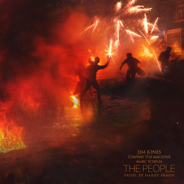 The People (feat. Conway the Machine & Marc Scibilia) [Remix] - Single