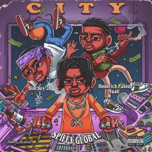In the City (feat. BlocBoy JB & HoodRich Pablo Jaun) - Single Mp3 Download