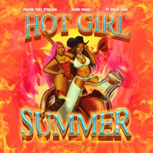 Megan Thee Stallion - Hot Girl Summer feat. Nicki Minaj & Ty Dolla $ign