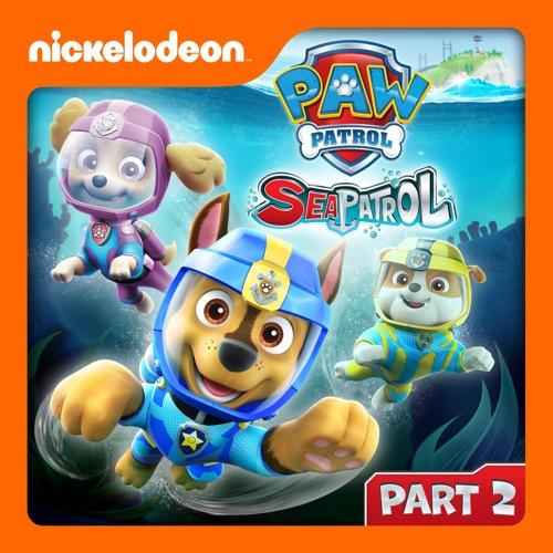 PAW Patrol, Sea Patrol, Pt. 2 movie poster