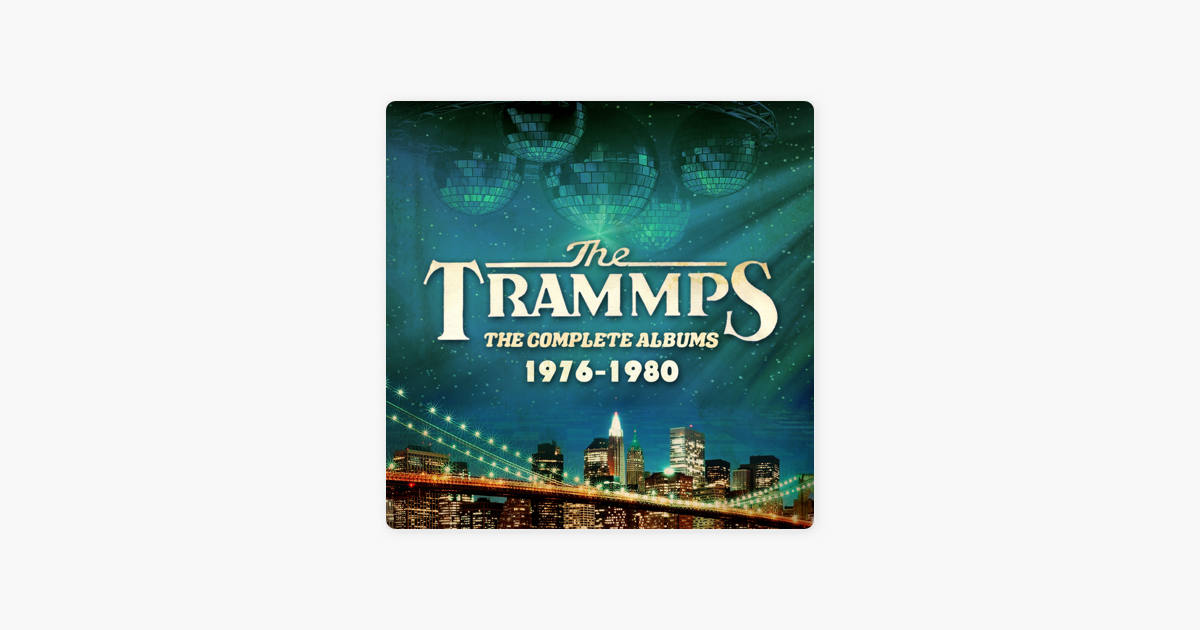 The Complete Albums 1976-1980 by The Trammps