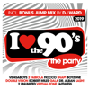 Various Artists - I Love The 90's 2019 artwork