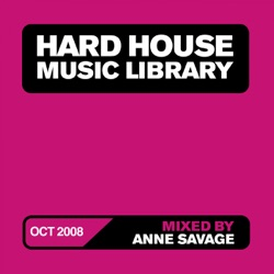 Album: Hard House Music Library Mix October 08 DJ MIX by
