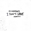 Ed Sheeran - I don't care about (acoustic) artwork
