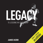 Legacy (Unabridged)