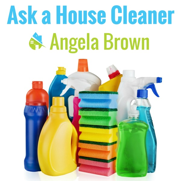 Ask a House Cleaner   Angela Brown   Savvy Cleaner   House Cleaning Tips