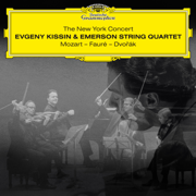 The New York Concert (Live in New York City 2018) - Evgeny Kissin & Emerson String Quartet