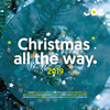 Various Artists - JOE Christmas All the Way 2019 artwork