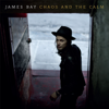 James Bay - Chaos and the Calm artwork