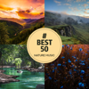 Meditation Music Zone, Relaxing Nature Sounds Collection & Tranquility Spa Universe - # Best 50: Nature Music, Ambient for Relaxation, Sleep, Meditation & Spa