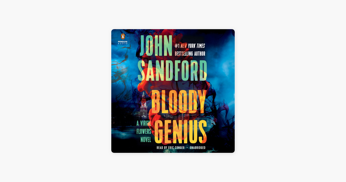 Bloody Genius (Unabridged) - John Sandford