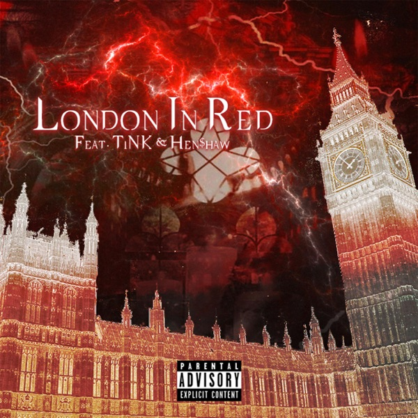 London in Red (feat. Tink & Hen$haw) - Single - Xeddex
