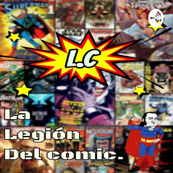 La legión del cómic