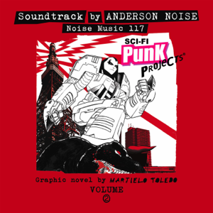 Anderson Noise - SCI-FI Punk Projects Vol. 2