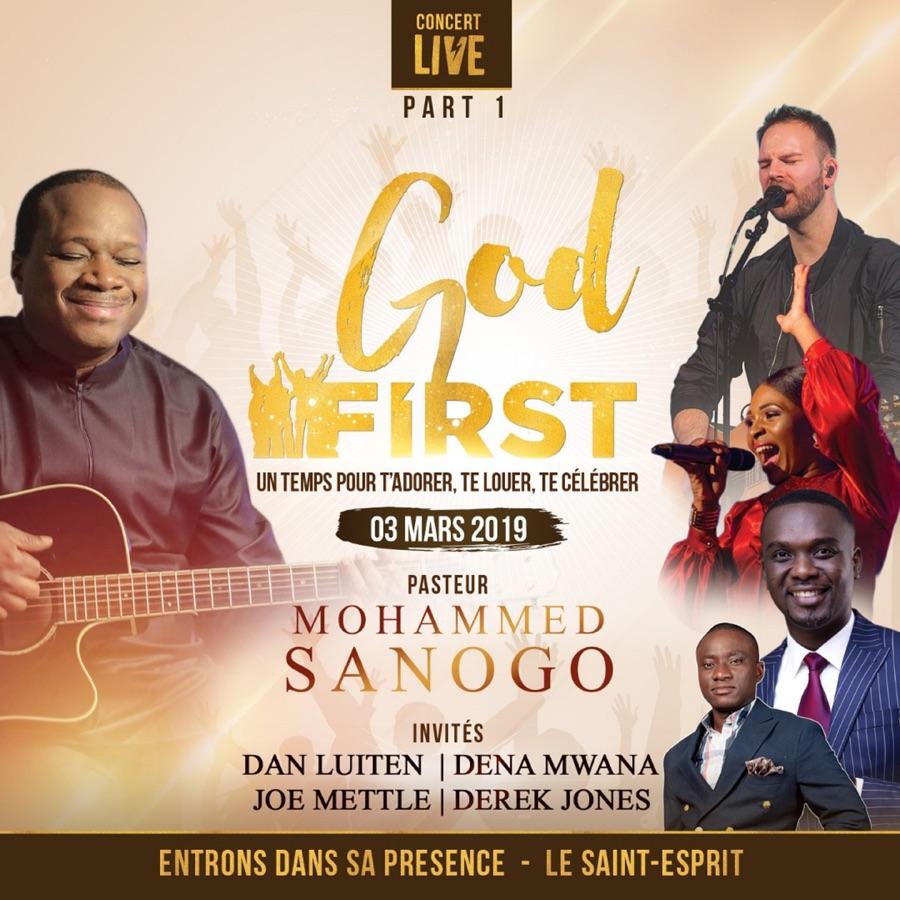 Mohammed Sanogo - God First, Pt. 1 (Live)