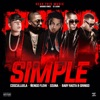 Simple feat Cosculluela Ñengo Flow Baby Rasta y Gringo Single