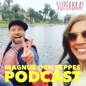 Magnus och Peppes podcast