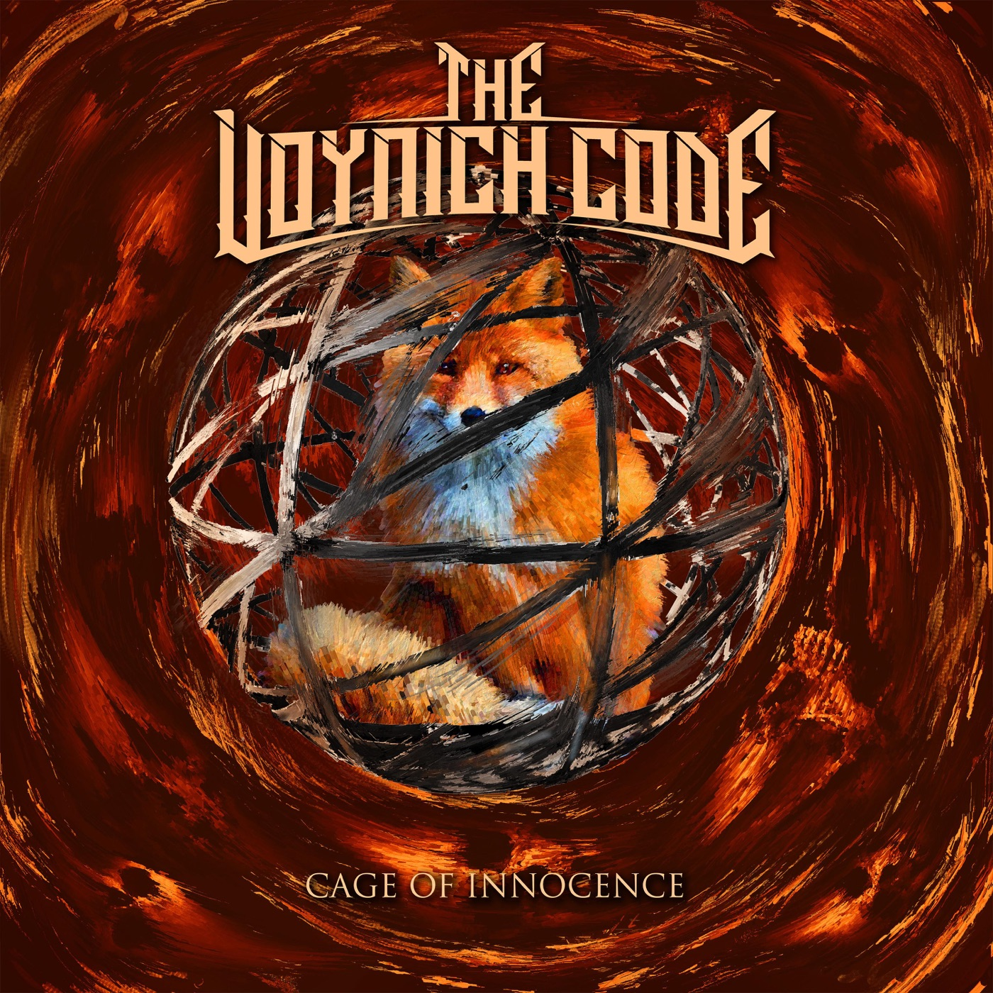 The Voynich Code - Cage of Innocence [single] (2019)